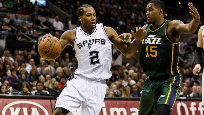 A one-time Pacers draft pick, Kawhi Leonard should cash in this summer in free agency.