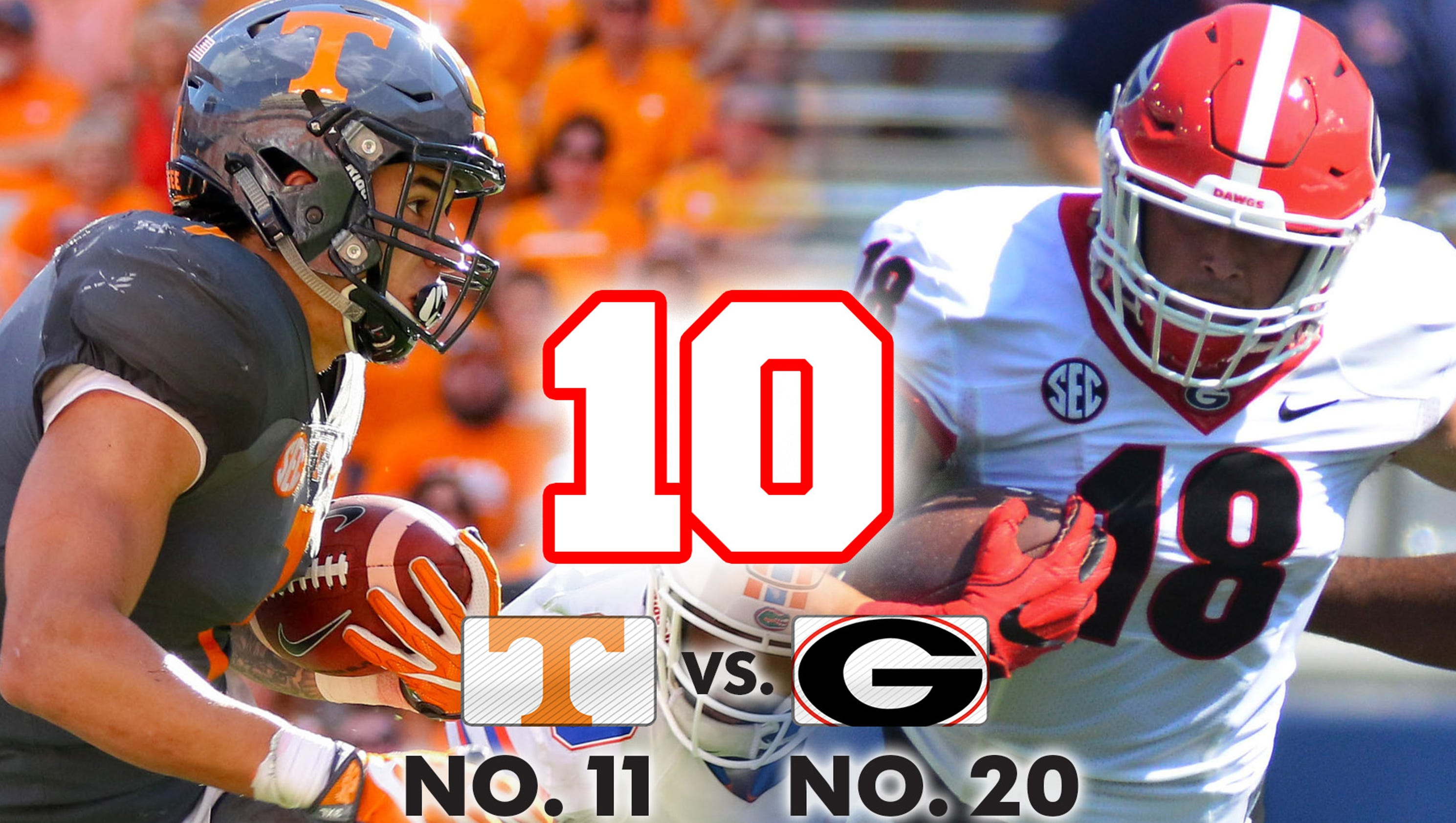 10 best college football games of Week 5