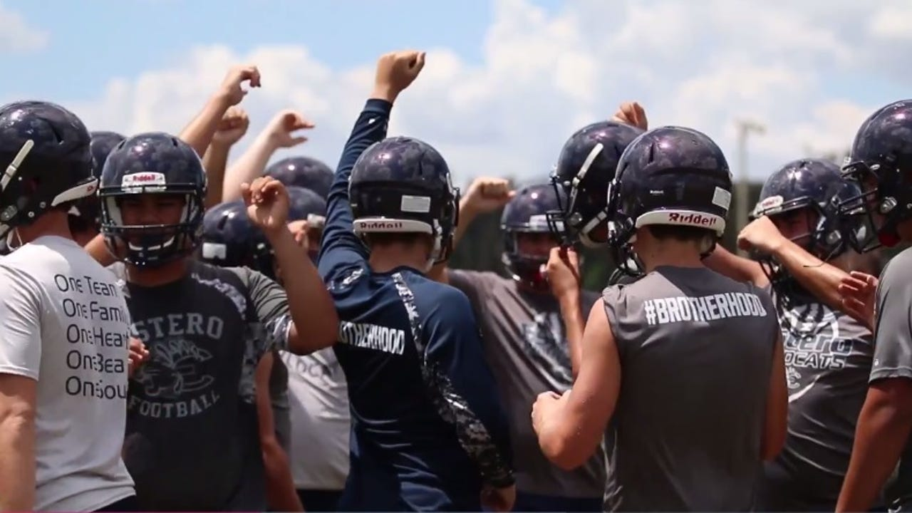 The PrepZone team gets you ready for the upcoming high school football season with our daily preview from every training camp in the Southwest Florida coverage area. Today: Estero.