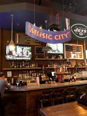 Printers Alley is a Nashville-inspired restaurant in