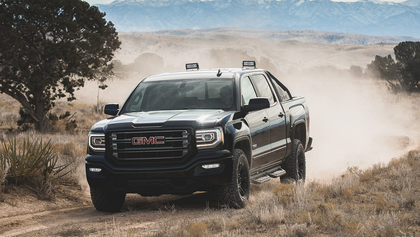 R & R Motors >> GMC's All Terrain X pickup goes to war with Ford Raptor