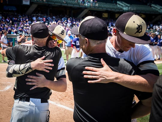 Daleville defeated Lanesville 4-0 in their state championship