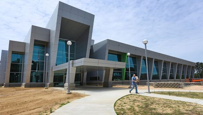The state's new $30 million-plus Crime Lab has opened in Rankin County.