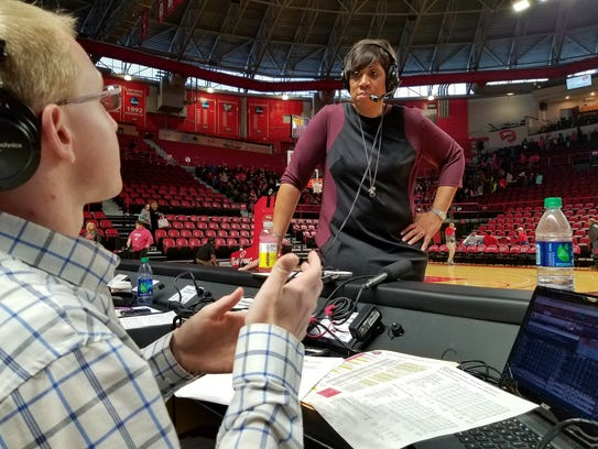 WKU women's basketball radio play-by-play broadcaster