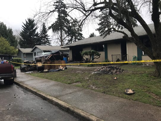 Salem Police are investigating a fire that occurred
