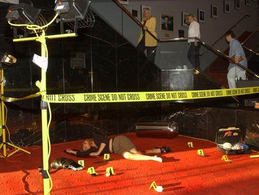 Behind the Scenes of CSI: Crime Scene Investigation