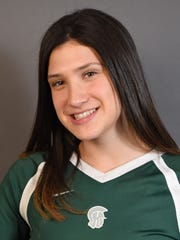Anilee Sher of Spackenkill High School is the volleyball Player of the Year.