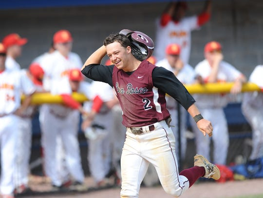 After helping St. John's University win the 2018 Big East baseball tournament, former Don Bosco player Josh Shaw was selected by the Cardinals in the MLB Draft.