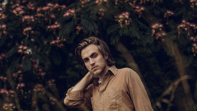 Andrew Combs released new album 'Canyons of My Mind' on New West Records.