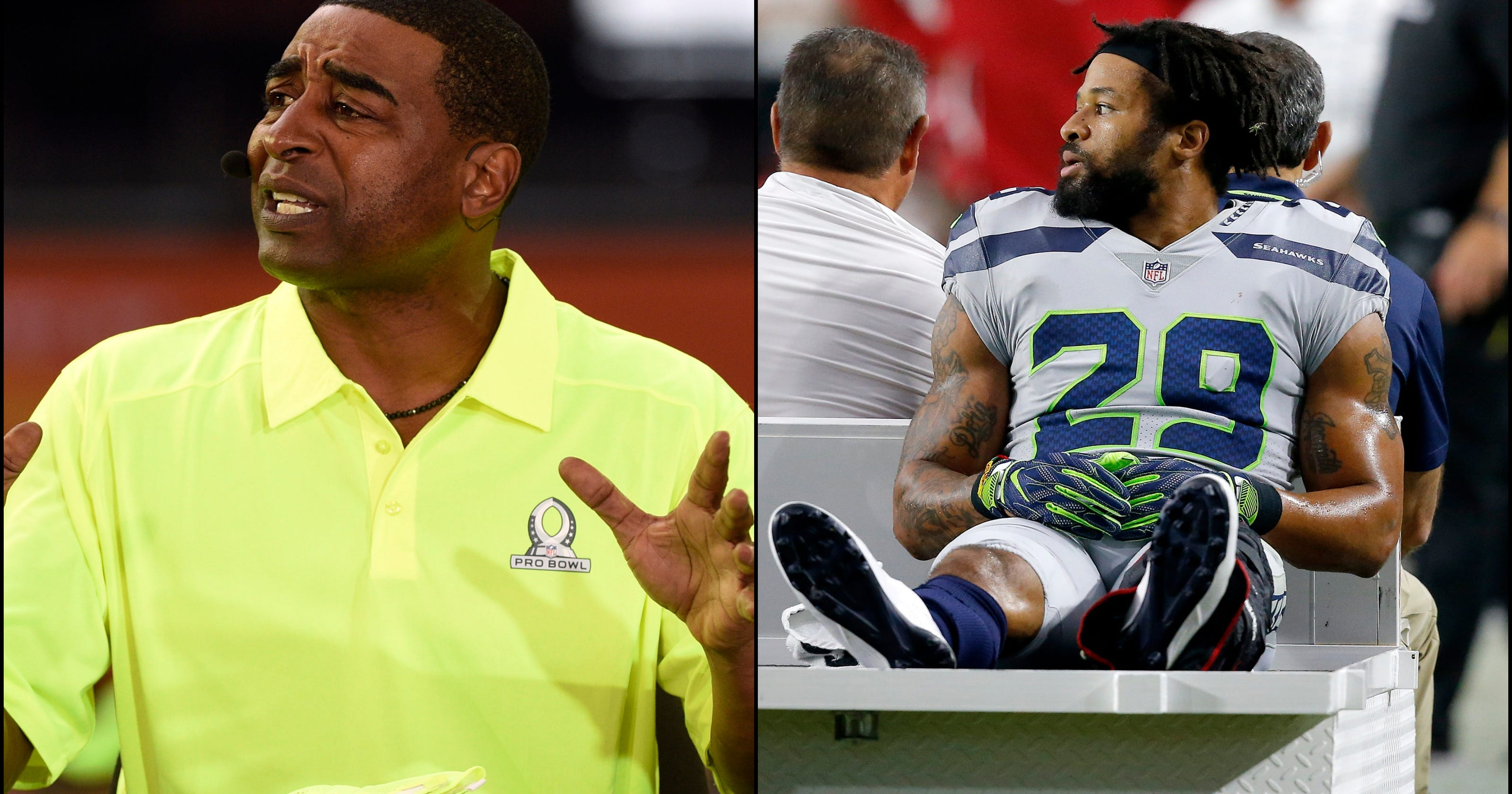 c6ad07873 Cris Carter had the worst take on Earl Thomas