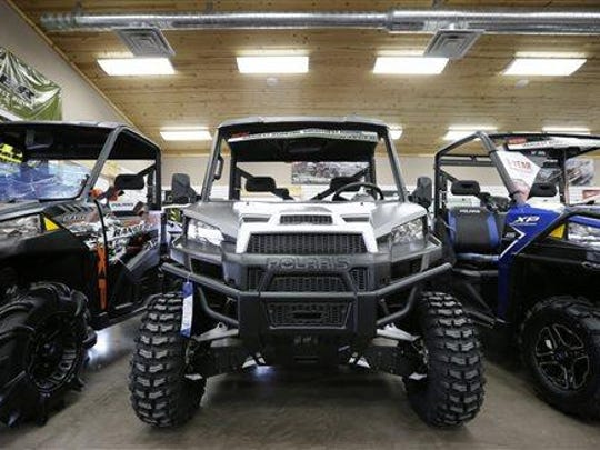 The Madison County Sheriff's Office is reminding the public to lock up their 4-wheelers when not in use after a string of thefts.
