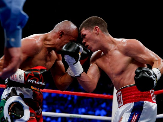 Orlando Salido wants one more fight with Roman Martinez. (Joe Camporeale-USA TODAY Sports)