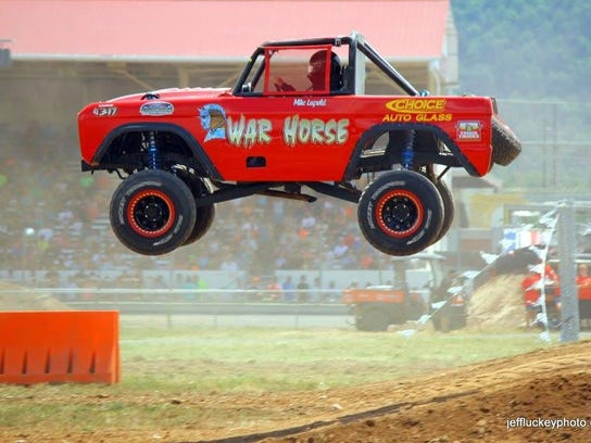 The S.T.O.R.M. Tough Truck Show will be presented Thursday