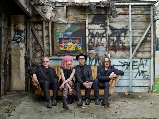 Garbage has upcoming shows in Red Bank, New York City