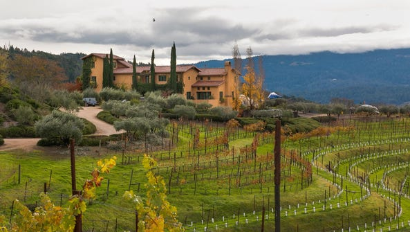 A visit to Jericho Canyon Vineyard leaves you wondering