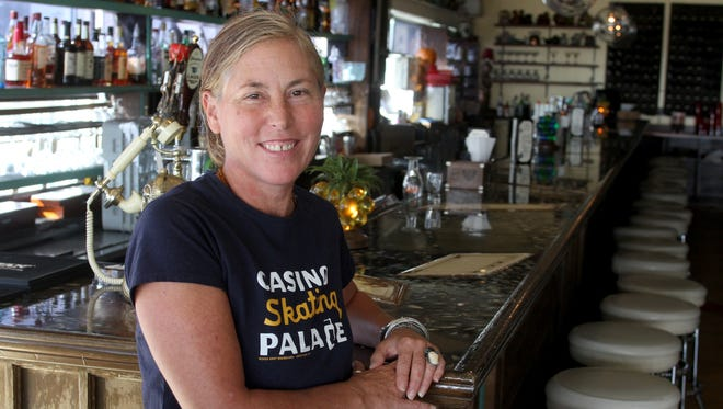 Marilyn Schlossbach, owner/executive chef of Langosta Lounge in Asbury Park, is among the 17 New Jersey candidates chosen for the U.S. Small Business Administration's Emerging Leaders Initiative.