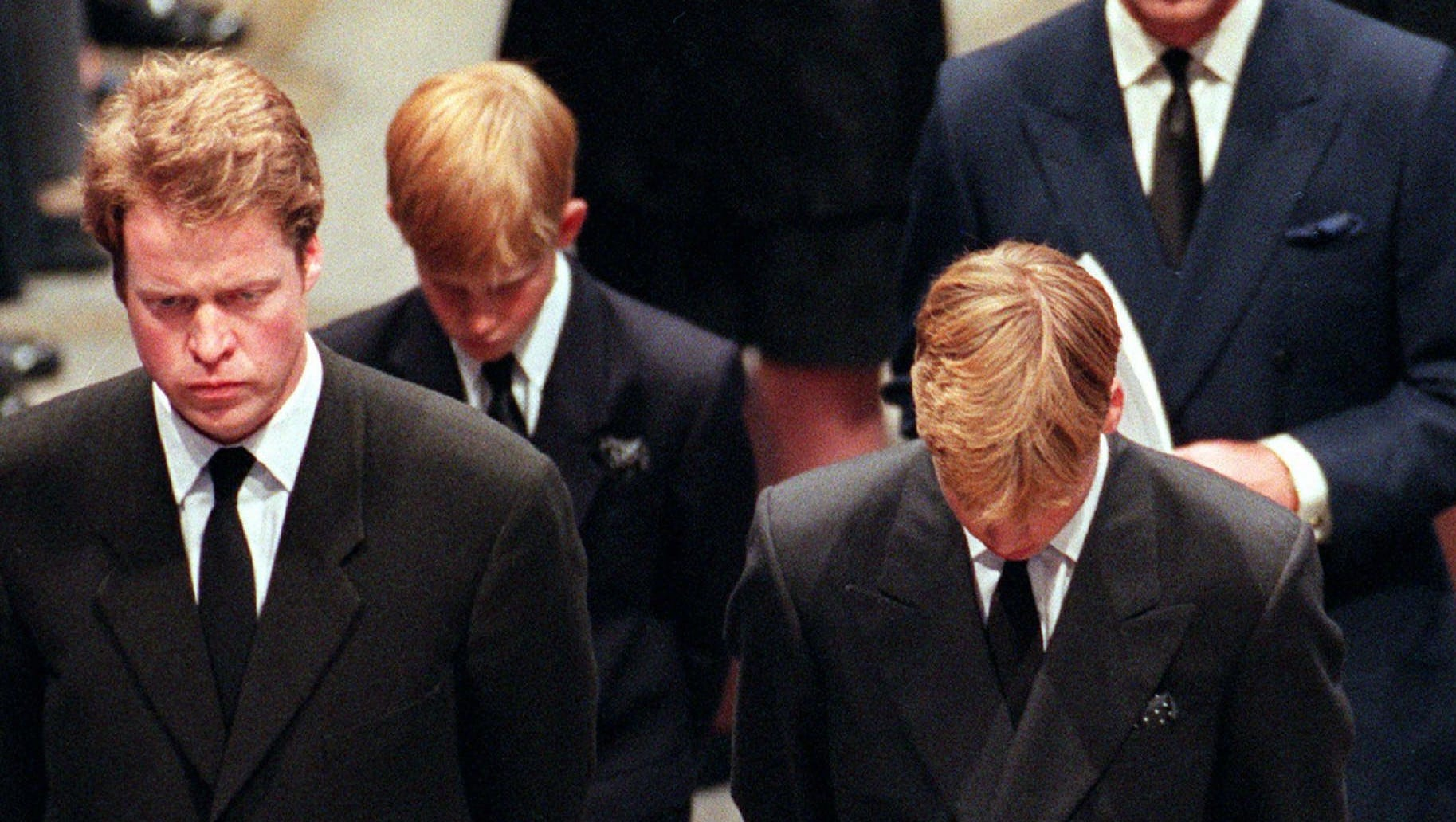 Diana Funeral Eulogy Brother Shocked Delighted Unforgettable