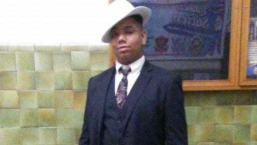 Anthony Cordell Carter, 15, was killed in a traffic crash on U.S. 127 on Aug. 9. His funeral will take place Friday, Aug. 19 at Lansing's Mount Hope Church, 202 S. Creyts Road