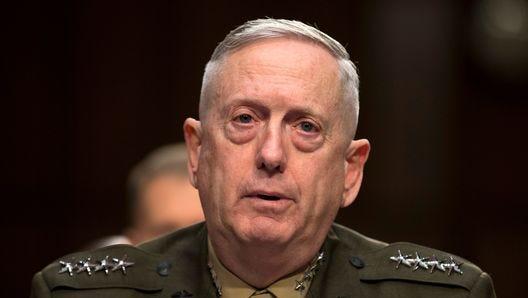 Ret. Gen. James Mattis