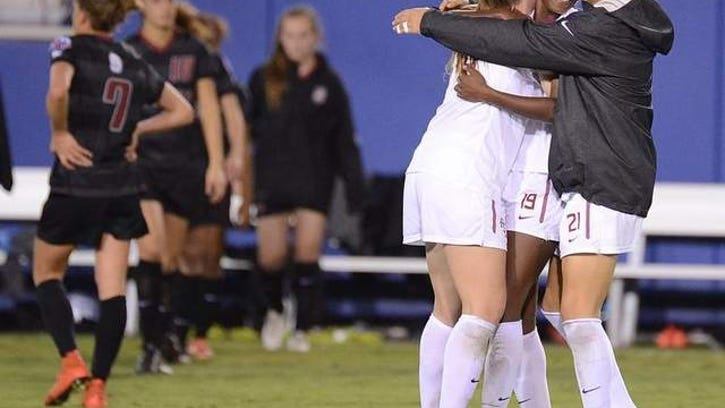 Finally champs: FSU soccer claims first national title