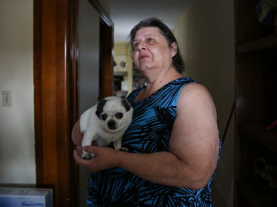 Lillian Gonzalez of Rochester expressed how helpful