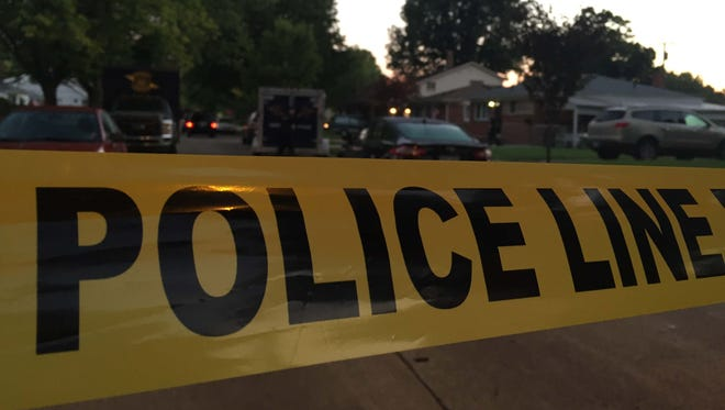 Homicide detectives in Detroit are investigating a case where a 27-year-old man was found fatally shot in a backyard on the city's east side Sunday morning, police said.