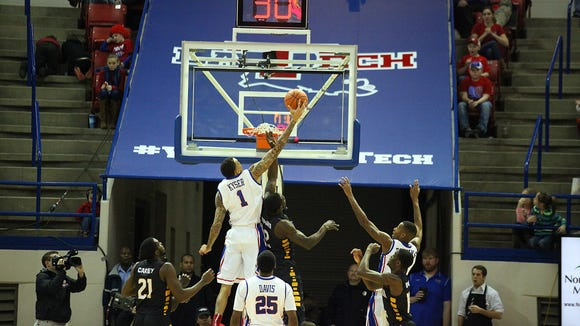 Louisiana Tech opens the 2015 Conference USA Tournament
