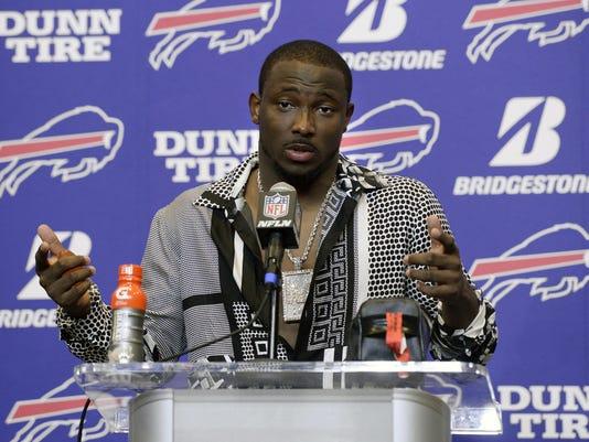 Bills McCoy Allegations Football