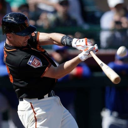 Buster Posey, Mookie Betts likely to show more power in 2018