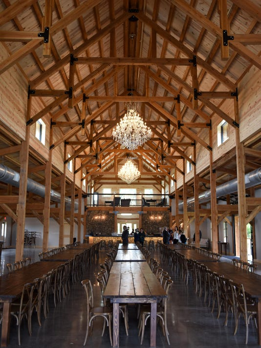 The Meadow Barn at Country Orchards