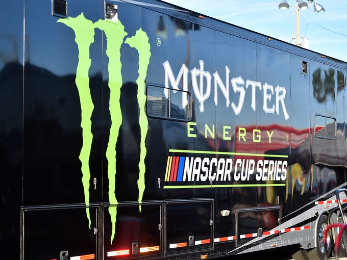 Schedule for the 2018 NASCAR Cup Series season. All