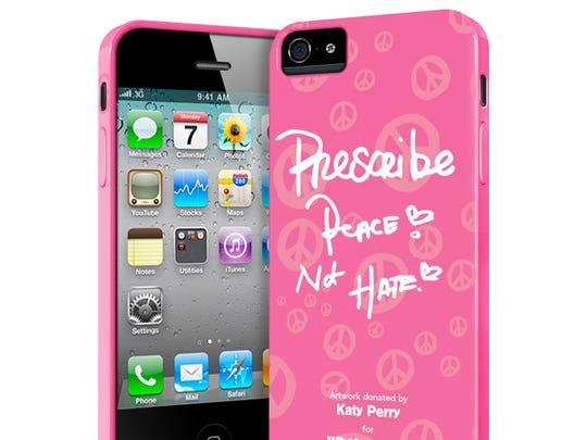 katy perry phone