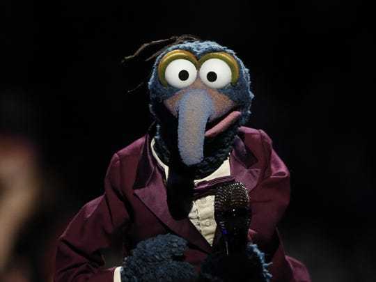 gonzo the voice