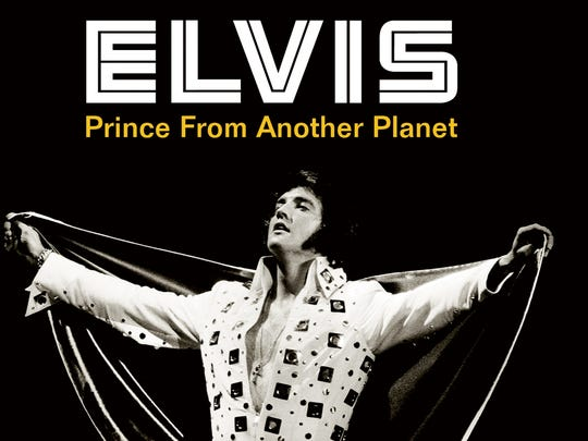 Elvis Presley, 'Prince From Another Planet'