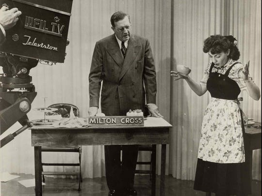 'What's New' on WFIL in 1948
