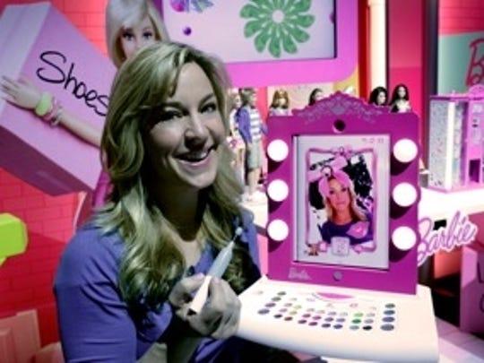 jennifer jolly barbie mirror
