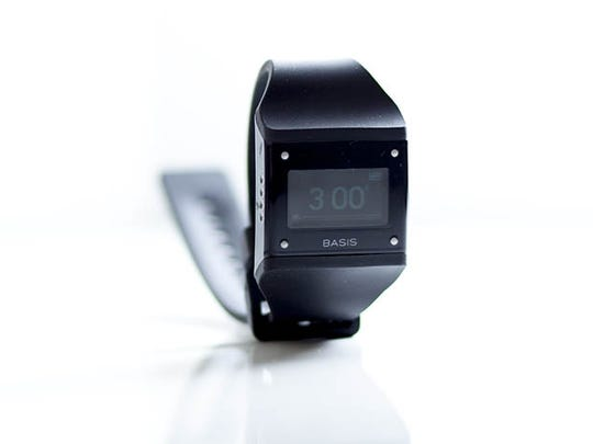 basis wristwatch