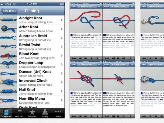knots app