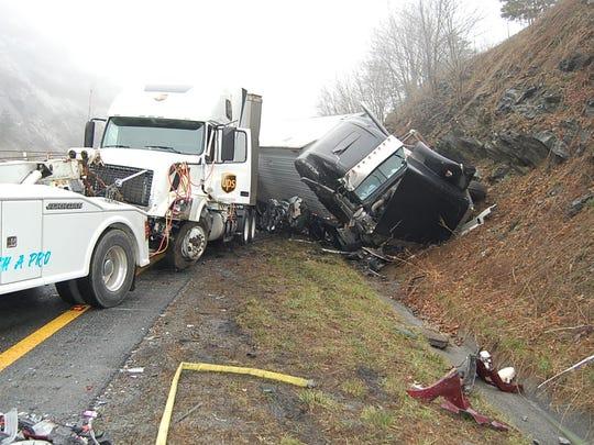 Virginia Interstate Pileup