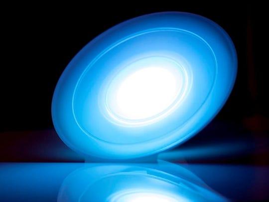 led lamp color