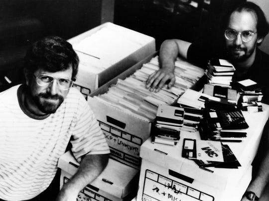 Authors of Gates bio