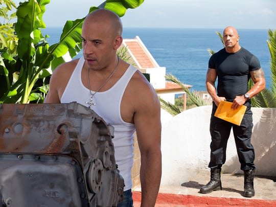 Vin back for 'Furious 6'