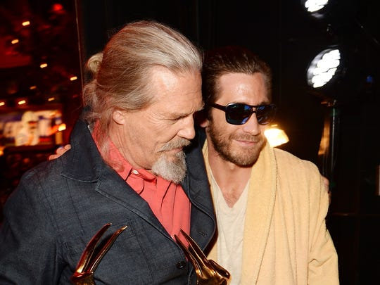 Jeff Bridges and Jake Gyllenhaal