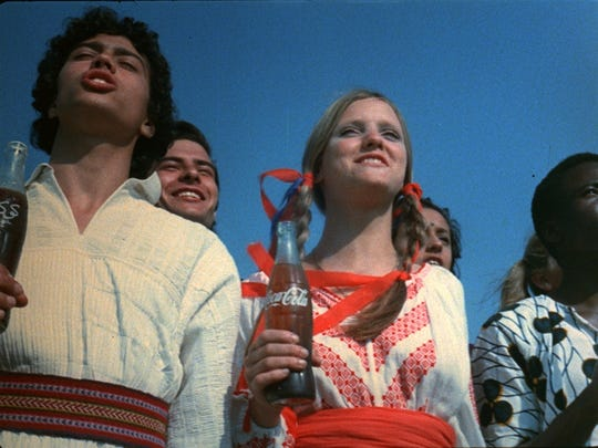 "Coke's classic ""Hilltop"" Commercial"