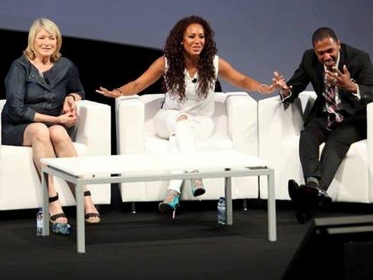 Cannes Lions ad festival celebrity forum