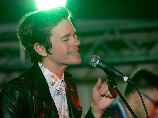 Fun Singer Nate Ruess entertains Cannes Lions festival-goers
