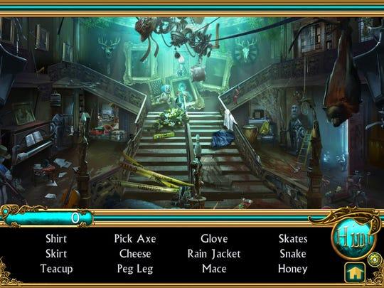 dark manor screenshot 2