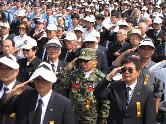 south korea veterans