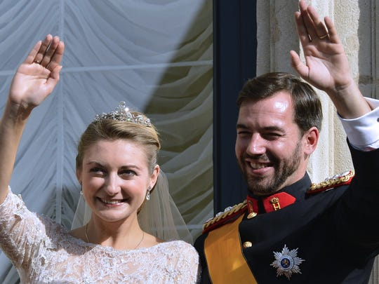 Luxembourg royals