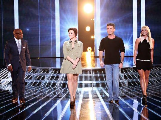 X Factor mentors